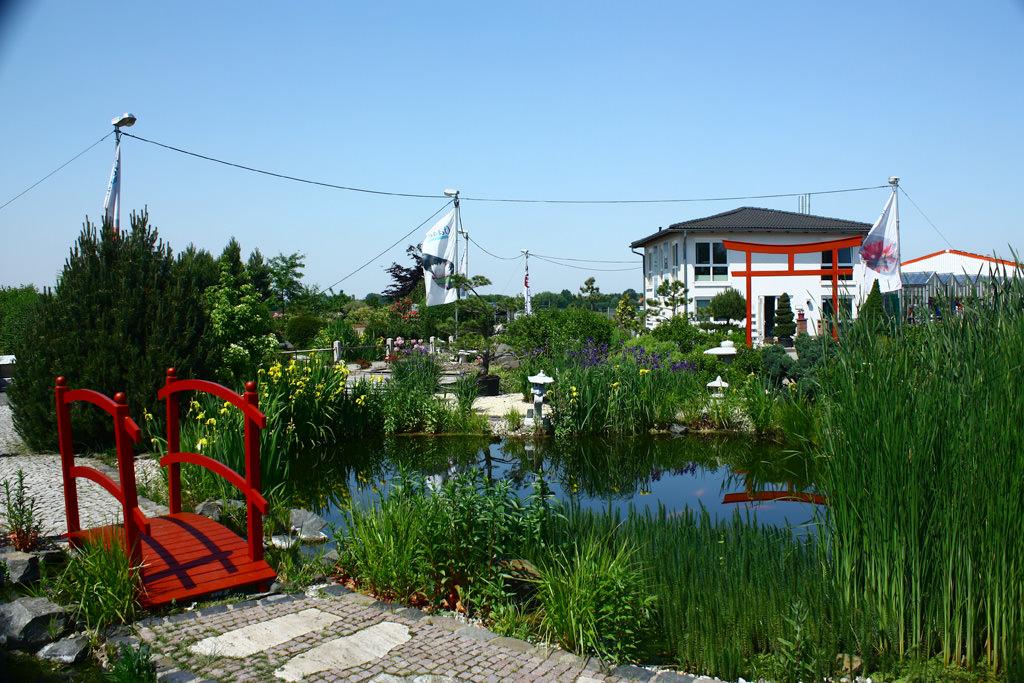 Gartengestaltung gesamtansicht musterpark firma tara for Gartengestaltung firma