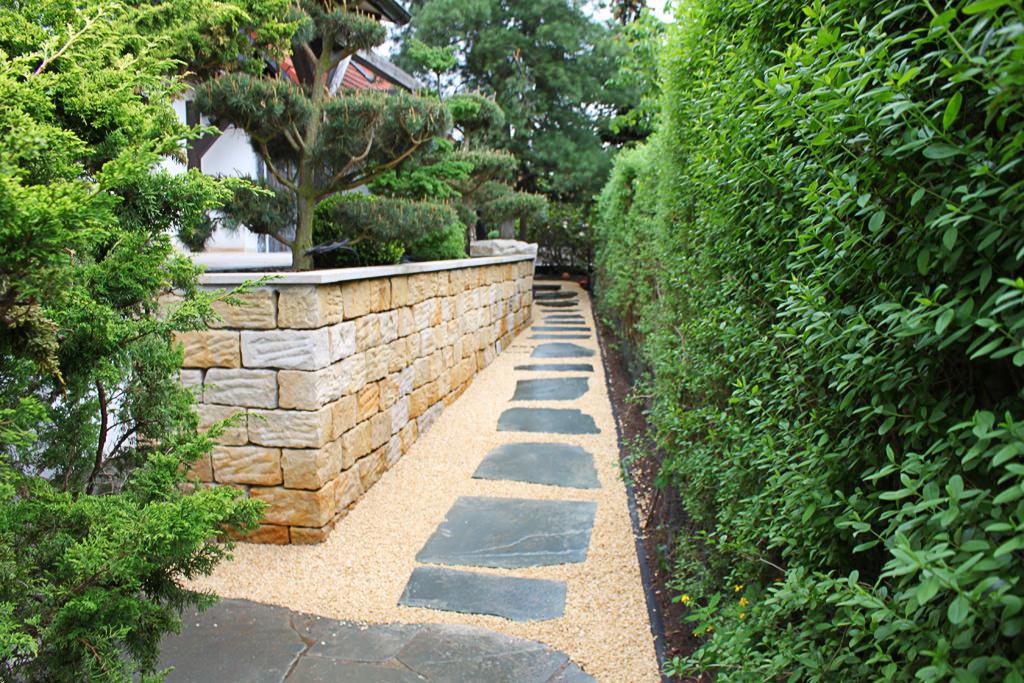 Gartengestaltung im grossraum meissen teichbau garten for Gartengestaltung um einen baum