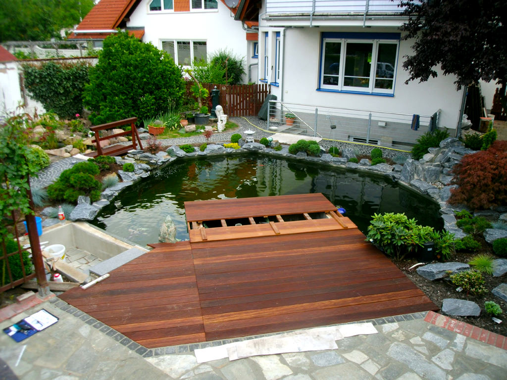 tara teich garten teichbau landschaftsbau galabau. Black Bedroom Furniture Sets. Home Design Ideas